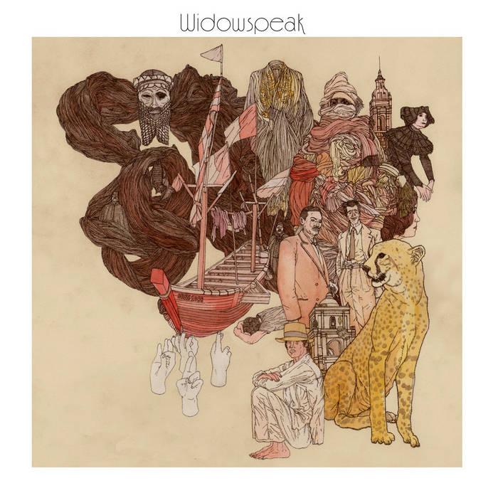 Widowspeak LP cover art