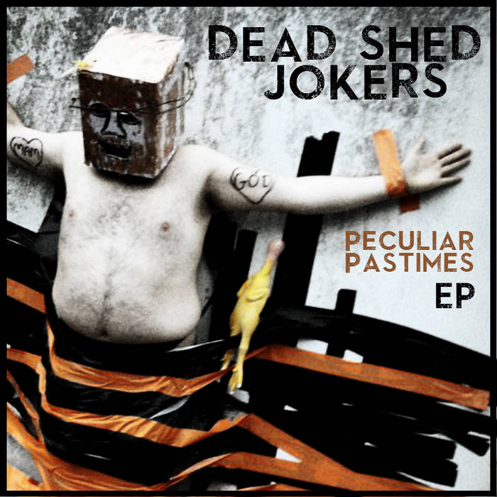 Peculiar Pastimes EP cover art