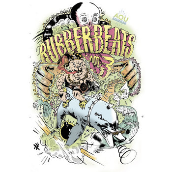 Rubber Beats vol. III cover art