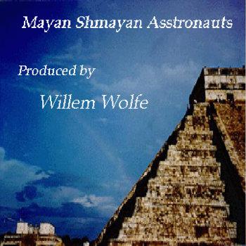 Mayan Shmayan Asstronauts cover art