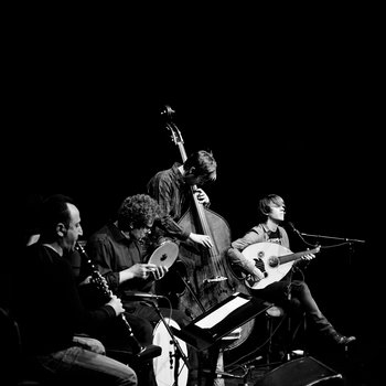 Filip Bagewitz Kvartett cover art
