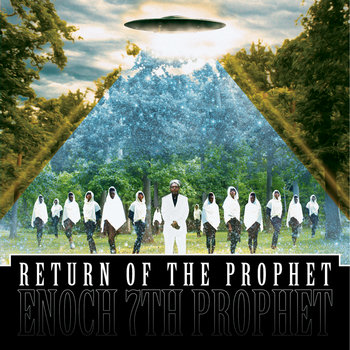 RETURN OF THE PROPHET cover art