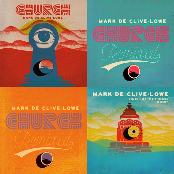 Church Deluxe Double Album Bundle cover art
