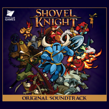 Shovel Knight Original Soundtrack cover art