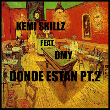 Donde Estan Pt.2 Feat. Omy cover art