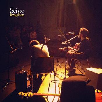 Live @ Rex, Beograd cover art