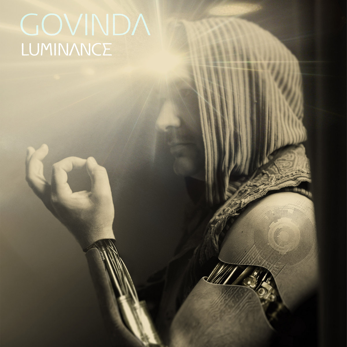 Govinda - Luminance (2014) [Glitch , Electronic]