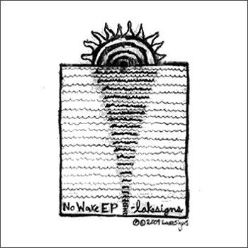 No Wake EP cover art