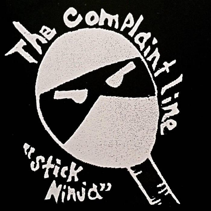 """""""Stick Ninja"""" cover art"""