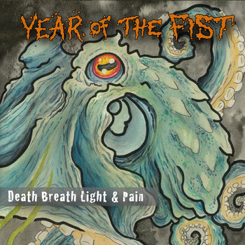 Death Breath Light & Pain cover art
