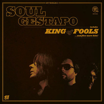 King of Fools cover art