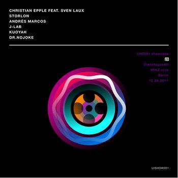 UNOIKI showcase 2011 cover art