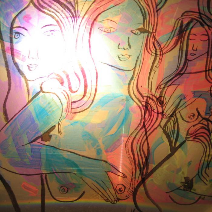Trans-Utopian Gangsta Lathe Cuts cover art
