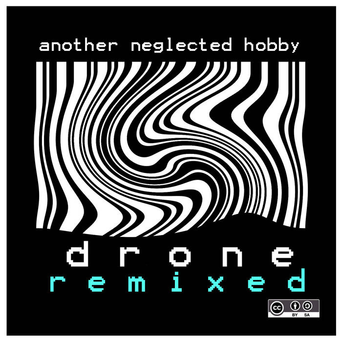 drone remixed cover art