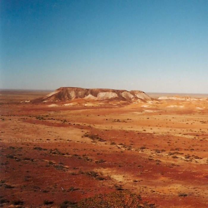 Broken Hill cover art