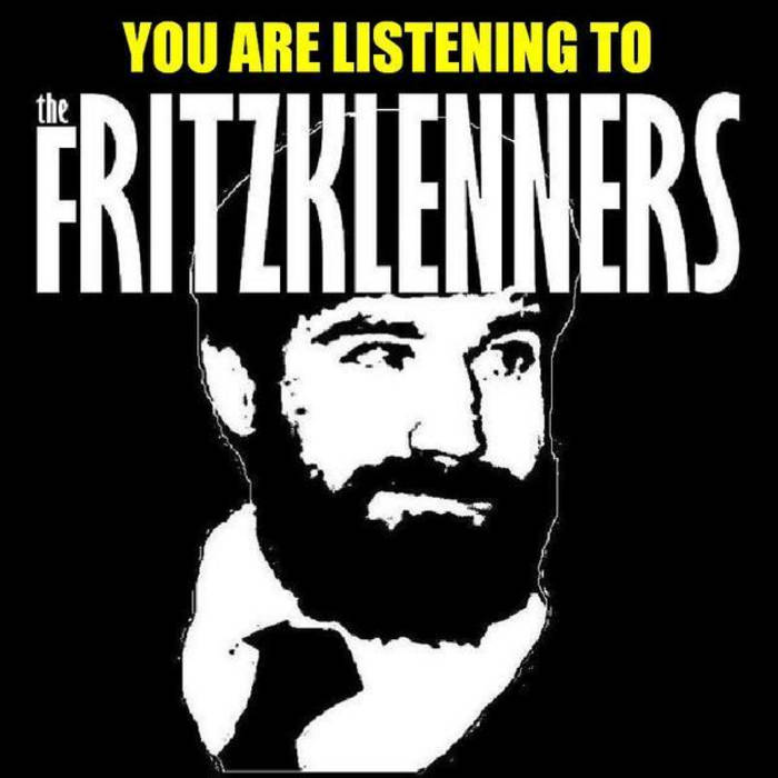You Are Listening To The Fritzklenners cover art