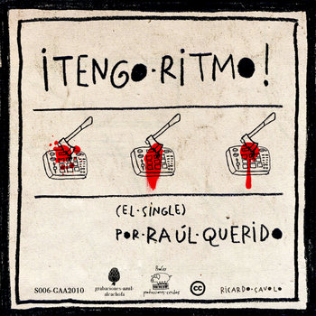 ¡Tengo ritmo! (el single) cover art