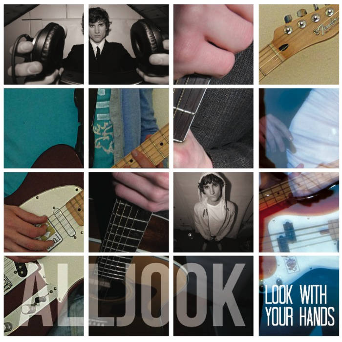 Look with your hands cover art