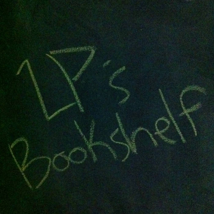 LP's Bookshelf Vol I cover art
