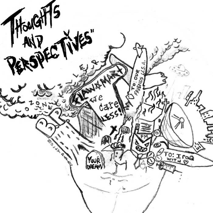 Thoughts and Perspectives cover art
