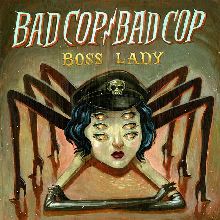 Boss Lady cover art
