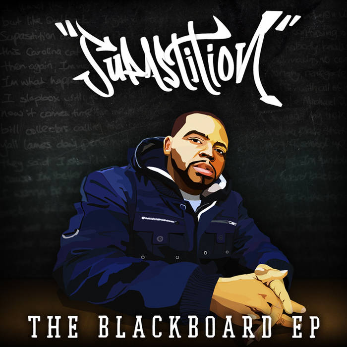 The Blackboard EP cover art