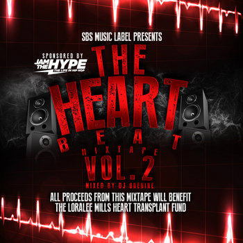 The Heart Beat Mixtape Volume 2 cover art
