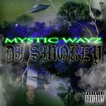 MYSTIC WAYZ cover art