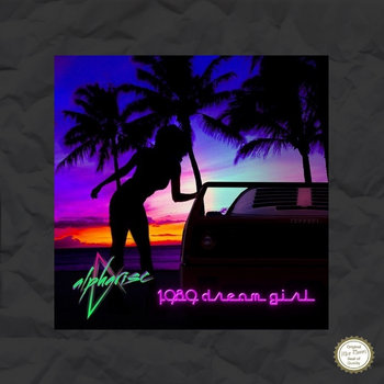 Alpharisc - 1989 Dream Girl EP cover art