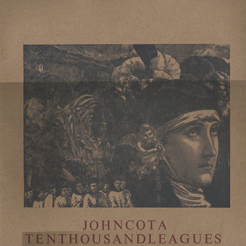 John Cota/Ten Thousand Leagues Split cover art