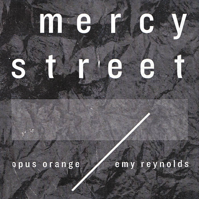 mercy street single cover art