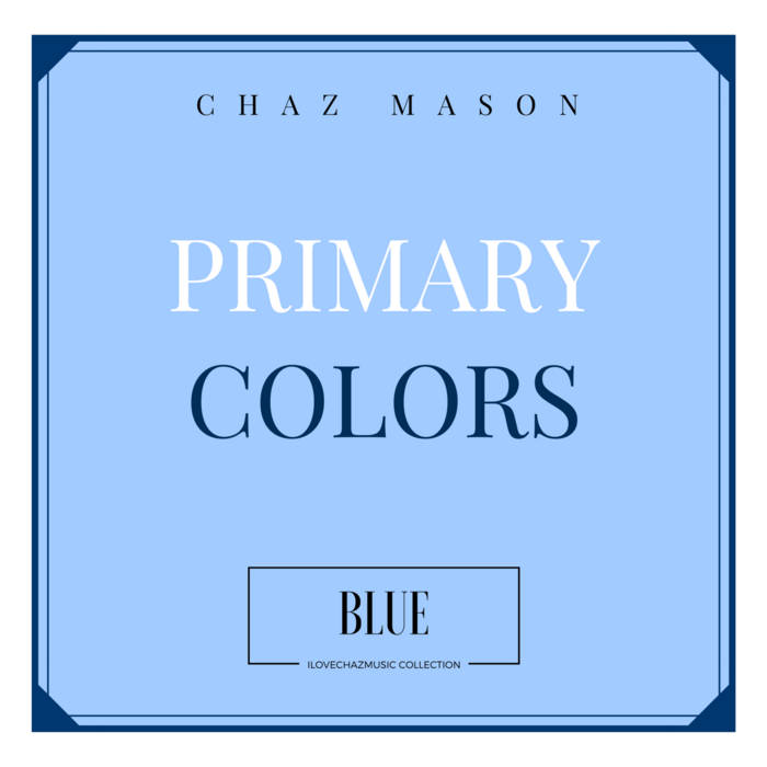 Primary Colors - Blue cover art