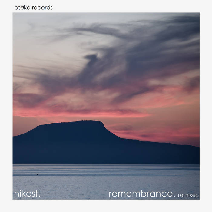 Remembrance Remixes cover art