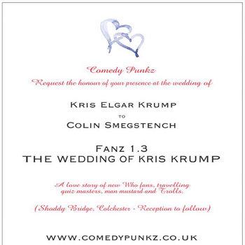 Fanz 1.3: The Wedding of Kris Krump cover art