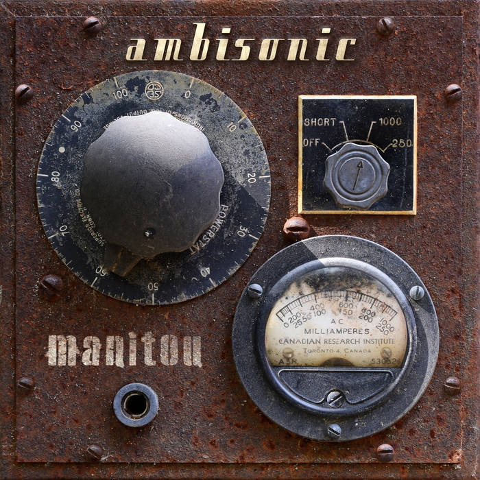 Manitou cover art