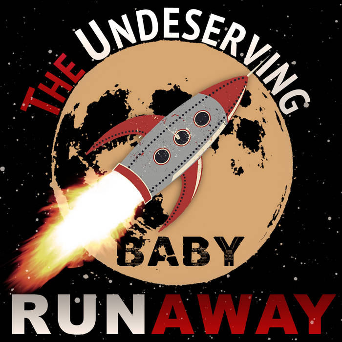 Baby, Run Away cover art