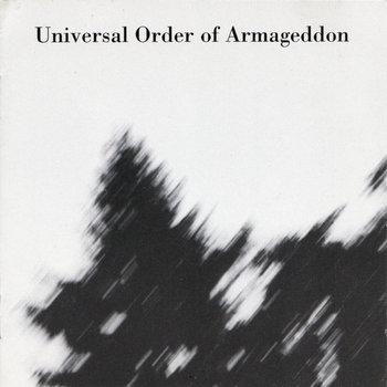 Universal Order of Armageddon cover art