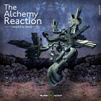 V.A The Alchemy Reaction cover art