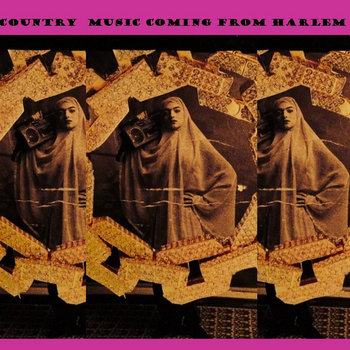 COUNTRY MUSIC COMING FROM HARLEM cover art