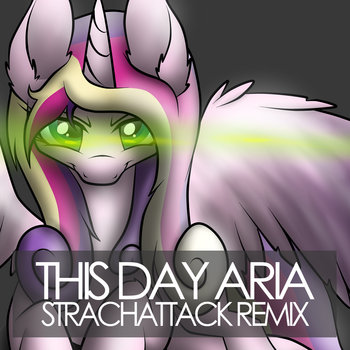 This Day Aria [StrachAttack Remix] cover art