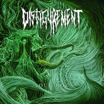Soul Rot CD cover art