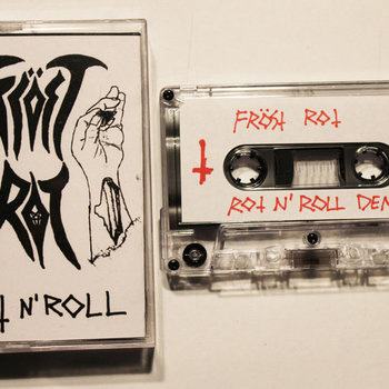 Rot N' Roll cover art