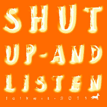 Shut Up and Listen cover art