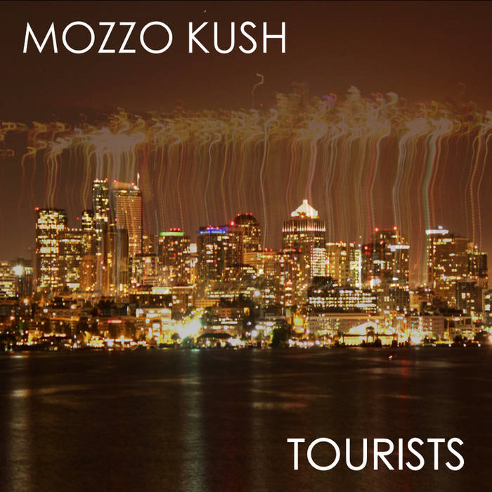 Tourists cover art