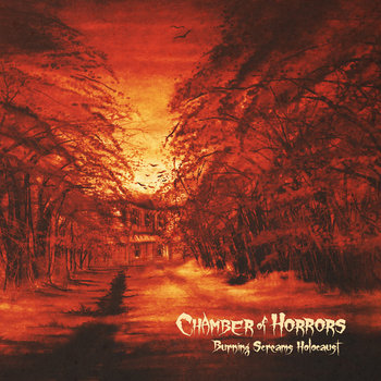 Burning Screams Holocaust cover art