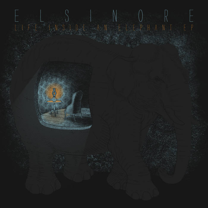 Life Inside an Elephant EP cover art