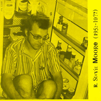 R. Stevie Moore (1952-19??) cover art