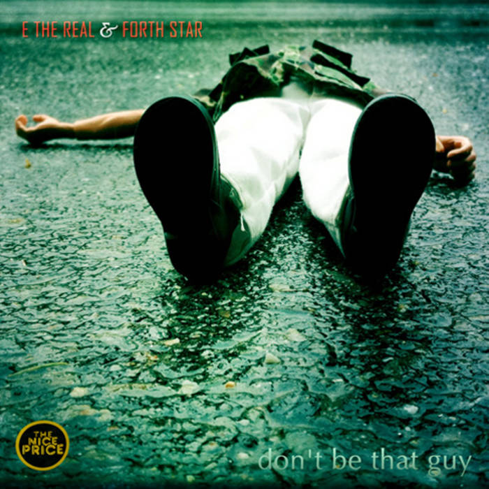 Don't Be That Guy cover art
