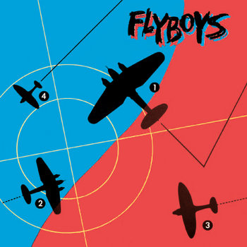 Flyboys EP cover art
