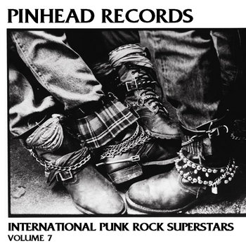 International Punk Rock Superstars Vol. 7 cover art